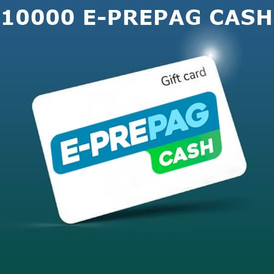E-Prepag - 10000 Cash