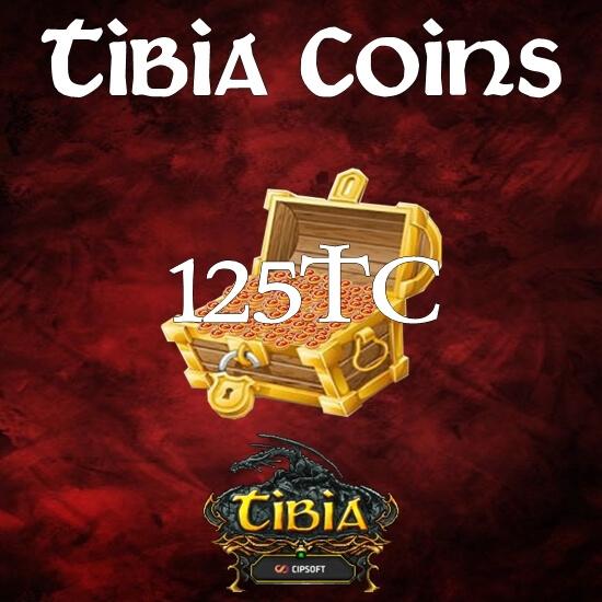 125 Tibia Coins