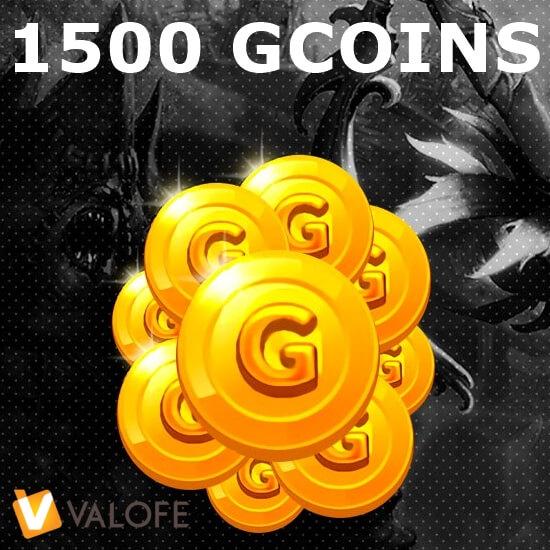 GCoins - 1500