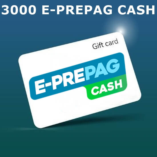 E-Prepag - 3000 Cash