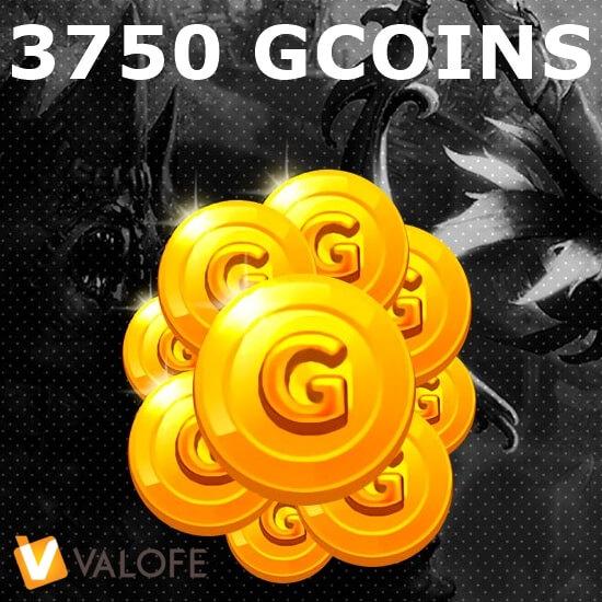 GCoins - 3750