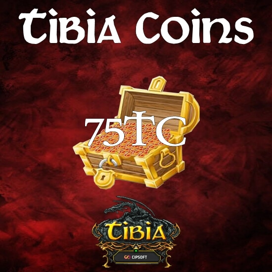 75 Tibia Coins