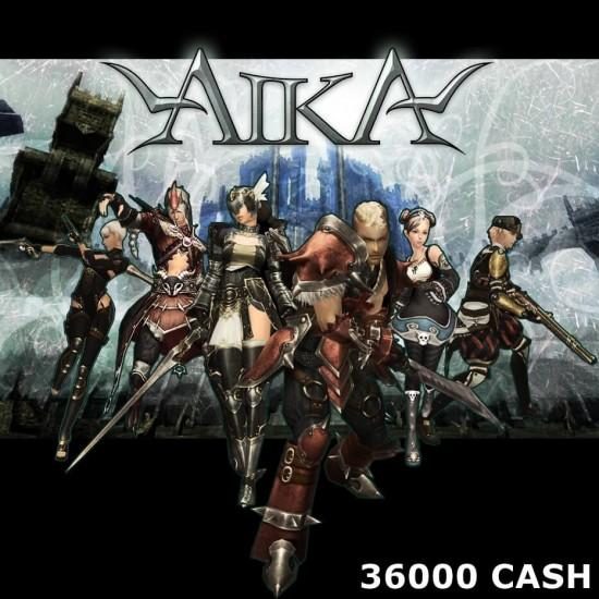Aika - 36000 CASH