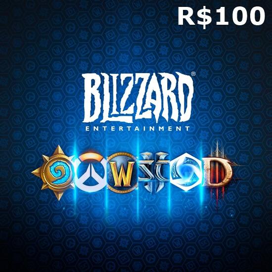 R$100 Blizzard