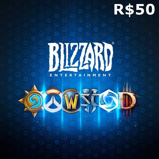 R$50 Blizzard