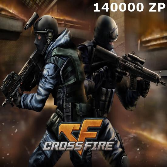 CrossFire - 140000 ZP