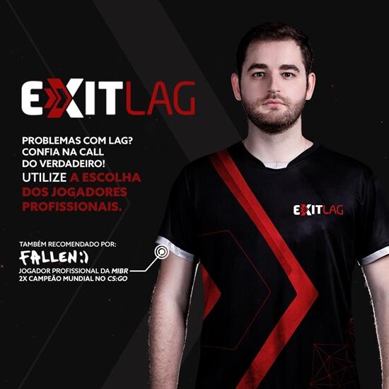 ExitLag - 30 Dias