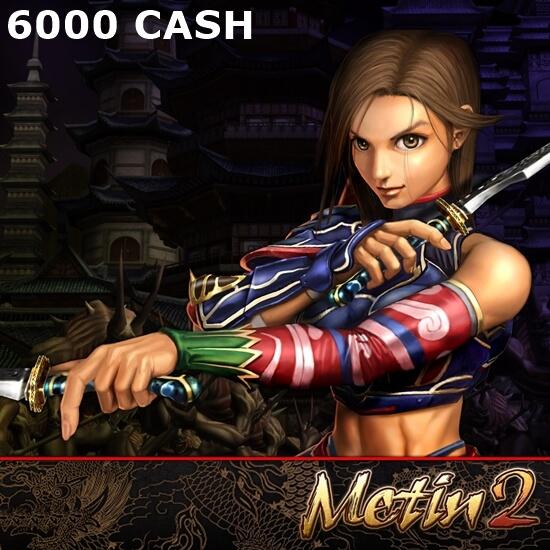 Metin 2 - 6000 CASH