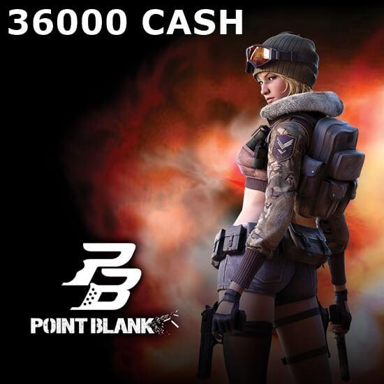 Point Blank - 36000 CASH