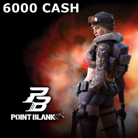 Point Blank - 6000 CASH