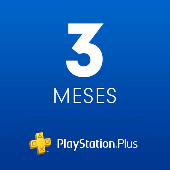 PlayStation Plus - 3 meses