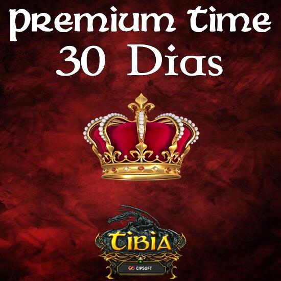 30 Dias Premium Time